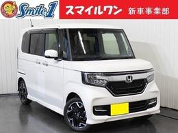 ホンダ N-BOX カスタム 660 G L ターボ ホンダセンシング 新車/装備10点付 7型ナビ ドラレコ