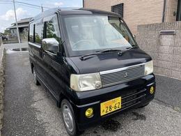 三菱 タウンボックス 660 LX ハイルーフ 4WD キーレス アルミホイール