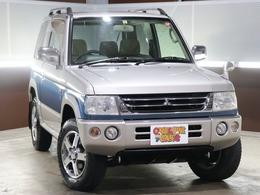 三菱 パジェロミニ 660 サウンドビートエディション XR 4WD 社外メモリーナビ/テレビ/USB端子