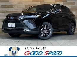 トヨタ ハリアー 2.0 G 新車 Dオーディオ クリアランスソナー