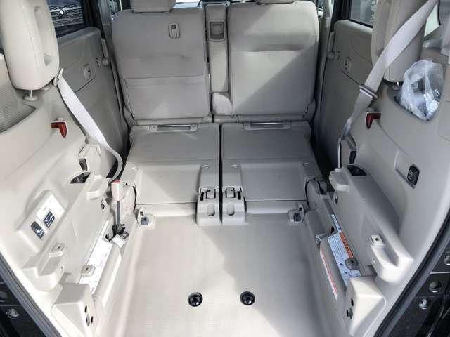 スペースが広く車いすの方もゆったりとお乗りいただけるかと思います♪