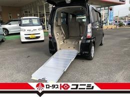 ホンダ N-BOX+ 660 G Lパッケージ 車いす仕様車 バックカメラ