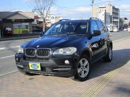 BMW X5 3.0si Mスポーツパッケージ 4WD 純正ナビ パノラマルーフ ETC HID