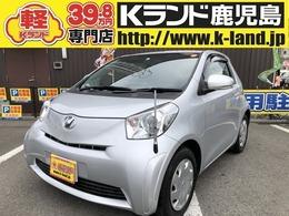 トヨタ iQ 1.0 100X 2シーター ワンオーナー・取説・保証書