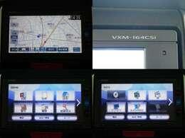 ホンダ純正Gathersメモリナビ「VXM-164CSi」を装備しております。道を覚えるのが苦手な人も安心して下さい☆