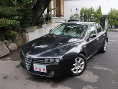 アルファ ロメオ アルファ159 の中古車 2.2 JTS セレスピード プログレッション 東京都品川区 88.0万円