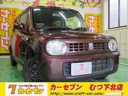 スズキ アルトラパン 660 G 4WD スマートキー 点検記録簿 車検整備付