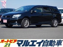 トヨタ カローラフィールダー 1.5 X 202 純正ナビ・ワンセグ・Bカメラ・Pスタート
