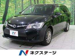 トヨタ カローラフィールダー 1.5 G 4WD 4WD 純正SDナビ バックカ