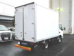 荷物を運ぶ台車も収納が出来る様になっております!