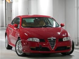 アルファ ロメオ アルファGT 3.2V6 24V 左H 6MT 正規ディーラー車 タンレザー