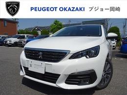 プジョー 308 ロードトリップ ブルーHDi ディーゼルターボ 登録済未使用車 8Km CarPlay 新車保証継承
