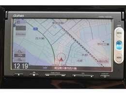 ◆純正ギャザズメモリーナビ搭載車!!ナビ起動までの時間と地図検索する速度が最大の魅力で、初めての道でも安心・快適なドライブをサポートします!!