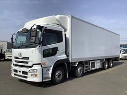 日産 クオン 積載12.6t 冷蔵冷凍車 問合番号 8108
