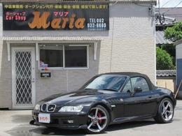 BMW Z3 ロードスター ナビ TV Bカメラ 外アルミ CD