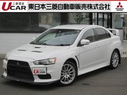 三菱 ランサーエボリューション 2.0 GSR X 4WD 禁煙車 5速M/T メモリーナビ ETC