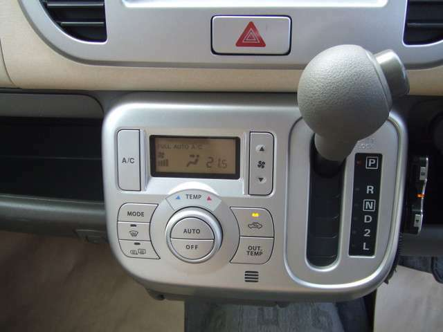 ☆★自動で車内温度を調整してくれるオートエアコン★☆
