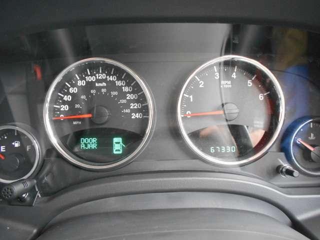 まだまだイケます67300km!
