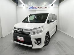 トヨタ ヴォクシー 2.0 ZS 煌 フルセグHDDナビ トヨタ認定中古車