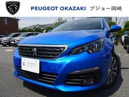 プジョー 308 ロードトリップ 登録済未使用車 10Km CarPlay 新車保証継承