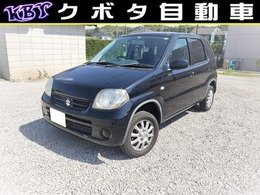 スズキ Kei 660 A 38000キロ・ETC・ナビ・Sタイヤ付