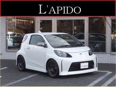トヨタ iQ の中古車 1.3 GRMN スーパーチャージャー 茨城県つくば市 385.0万円