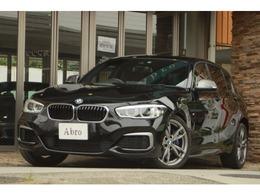 BMW 1シリーズ M140i ダコタコーラルレッドレザー ナビ