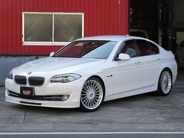 BMW 5シリーズ 523i ALPINAスポ 3Dデザインマフラー