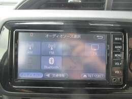 純正SDナビです!道案内はこちらにお任せ☆TV・ブルートゥース機能はもちろんCD・DVD再生もできちゃいます!ドライブが楽しくなりますね♪