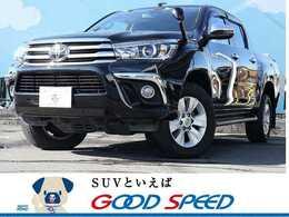トヨタ ハイラックス 2.4 Z ディーゼルターボ 4WD 4WD LEDライト 新車未登録 セーフティS