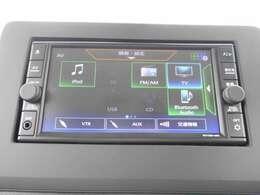 フルセグTV・CDチューナー機能付きナビゲーション搭載車です。