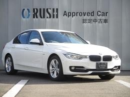 BMW 3シリーズ 320d ブルーパフォーマンス スポーツ 黒革シート 純正ナビ キセノン 禁煙車