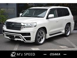 トヨタ ランドクルーザー200 4.6 AX 4WD ZEUS新車カスタム 純正ナビ 全カメラ SR