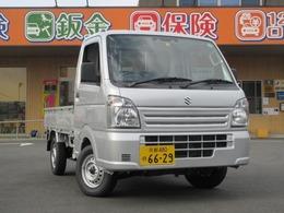 スズキ キャリイ 660 KCエアコン・パワステ スズキ セーフティサポート 装着車 3方開 4WD セーフティパッケージ 4WD