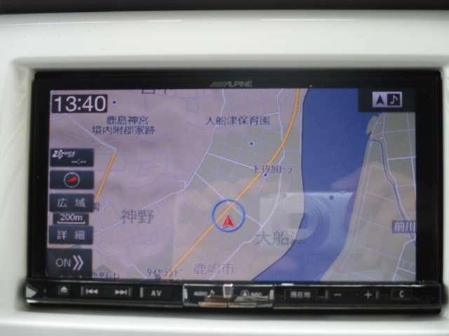 ★ディーラーナビゲーション★フルセグ・DVD再生可能・ナビ型式AL2001607