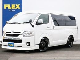 トヨタ ハイエース 2.7 GL ロング ミドルルーフ FLEXシートアレンジ Ver1