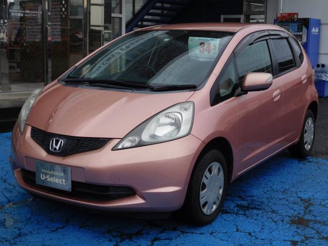 かわいいピンクカラー ナビ/TV ETC スマートキー ワンオーナー 走行24.048km 安心の車検整備/6カ月保証付