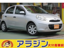 日産 マーチ 1.2 12S Vパッケージ 車検令和3年12月 禁煙車 キーレス