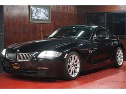 BMW Z4クーペ 3.0si 本革シート 電動シート シートヒーター