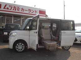 ダイハツ タント 660 フレンドシップ ウェルカムシート X 助手席シート電動リフト