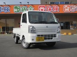 スズキ キャリイ 660 KCエアコン・パワステ スズキ セーフティサポート 装着車 3方開 4WD セーフティサポート 4WD