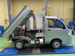 ダイハツ ハイゼットトラック 660 スペシャル 3方開 4WD ローダンプ4WD