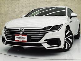 フォルクスワーゲン アルテオン Rライン 4モーション 4WD LEDヘッドライト/19インチAW/ACC/禁煙車