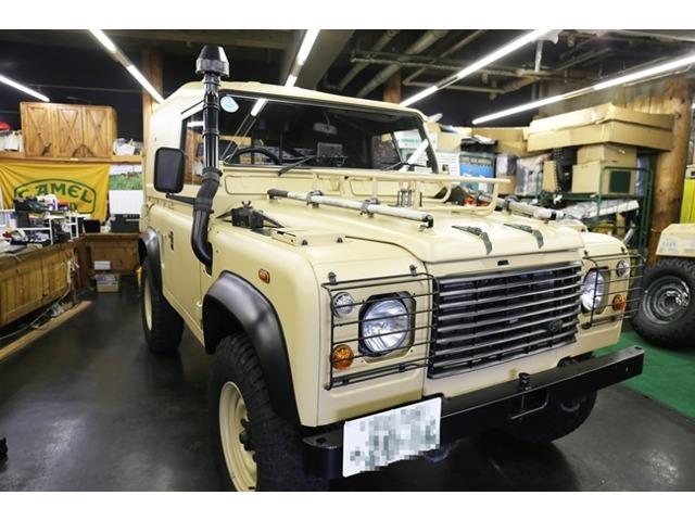 ブログも書いています。https://ameblo.jp/defender110cleveland/ 今まで販売した車たちが掲載されていますので、ぜひご覧ください!