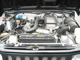 K6Aエンジン機関良好、圧縮圧力測定済、エンジンオーバーホール済