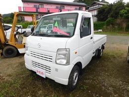 マツダ スクラムトラック 660 エアコン パワステ MT5速