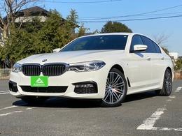 BMW 5シリーズ 523d Mスポーツ ディーゼルターボ ナビ・地デジ・全方位モニタ・ETC