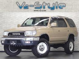 トヨタ ハイラックスサーフ 2.7 SSR-X 4WD ナローカスタム DEAN新品AW リフトUP