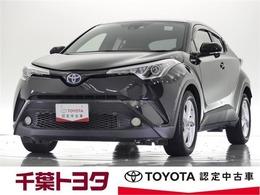 トヨタ C-HR ハイブリッド 1.8 S トヨタ認定中古車 予防安全装置装着車