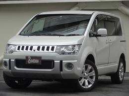 三菱 デリカD:5 2.4 G プレミアム 4WD 4WD 両側パワースライドドア電動リアゲート